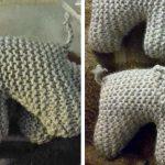 Baby-Elefanten Parade