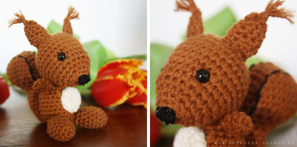Eichhörnchen Pelle