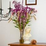 Highlights in der Vase: Bunte Blütenstände