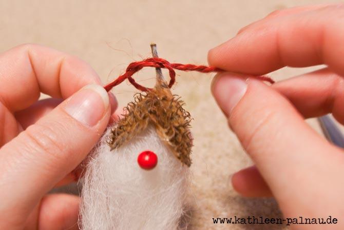 bartmännchen an winterzweigen - kathleen palnau, Best garten ideen