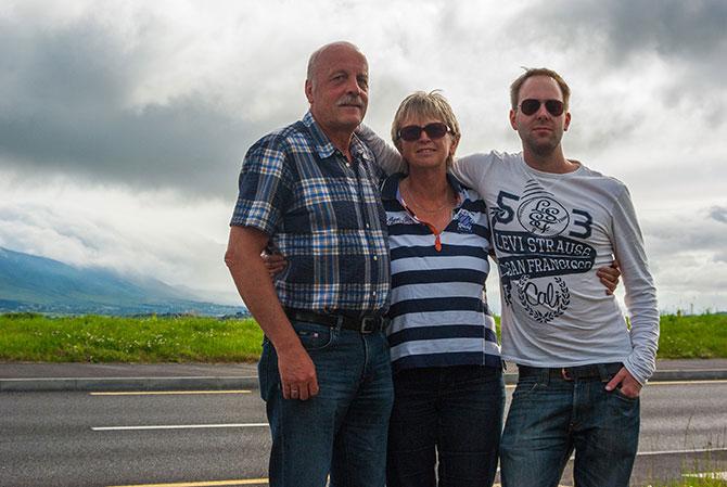 Julian und seine Eltern