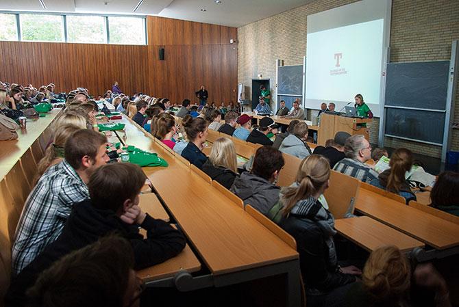 Eröffnungsveranstaltung der Mediale 2013