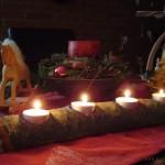 Schönes für die Adventszeit mit Forstnerbohrern