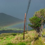 Regenbogen in Connemara