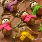 Hier kommen die Eichelmädchen!