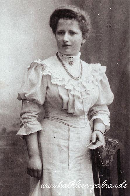 Uroma Helene Wieck