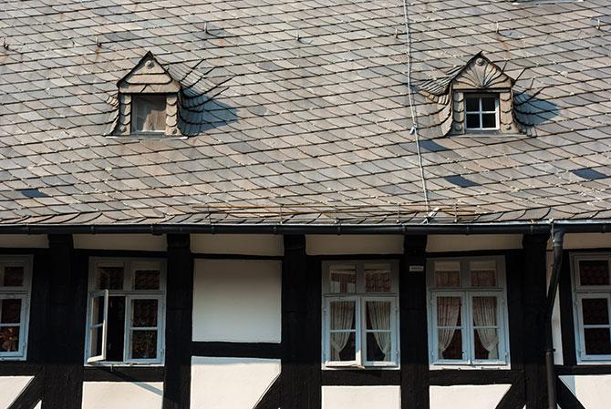 Fachwerkbau in Goslar