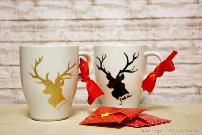Weihnachtsgeschenk: Tassen von Tani