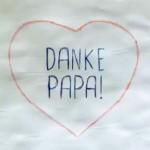 Ein Stop-Motion-Video zum Vatertag für Papa